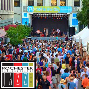Rochester International Jazz Festival | Bar Rochester, NY │ East End │ Salinger's