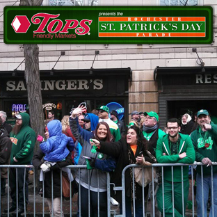 Rochester St. Patty's Day Parade | Bar Rochester, NY │ East End │ Salinger's